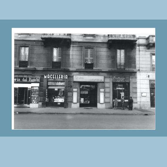 Anni '60 – Botteghe in Corso Lodi