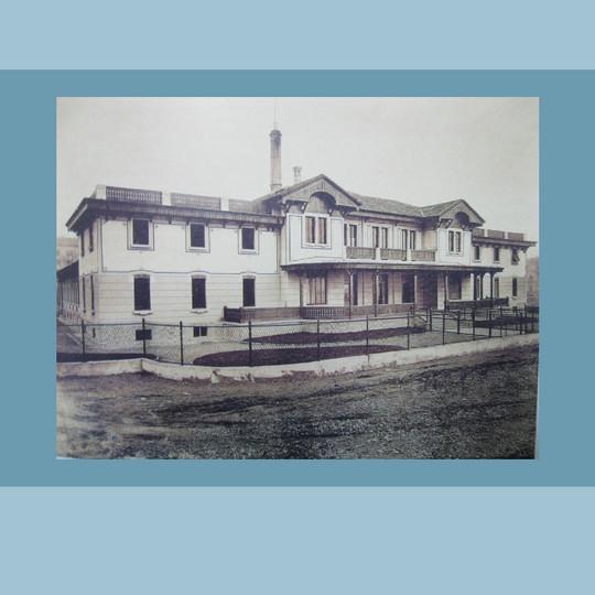 1911-12 - La Vaccheria moderna – vendita latte fresco e biscotti