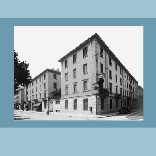 1907 – Le Case Popolari