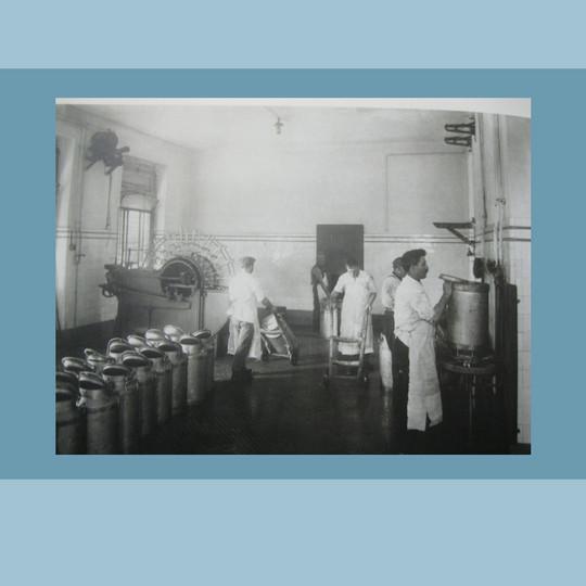 1911 – La Vaccheria (interno)