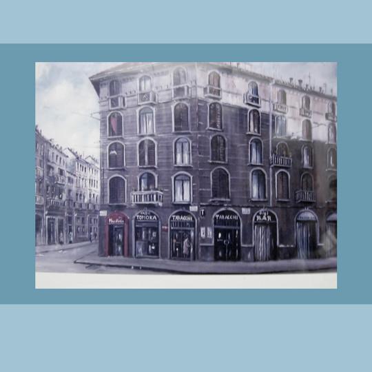 Bar-Tabaccheria – Via Adige/ang. Via Mantova