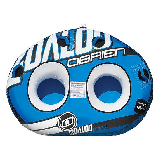 O'BRIEN 2-DALOO TOWABLE BOAT TUBE