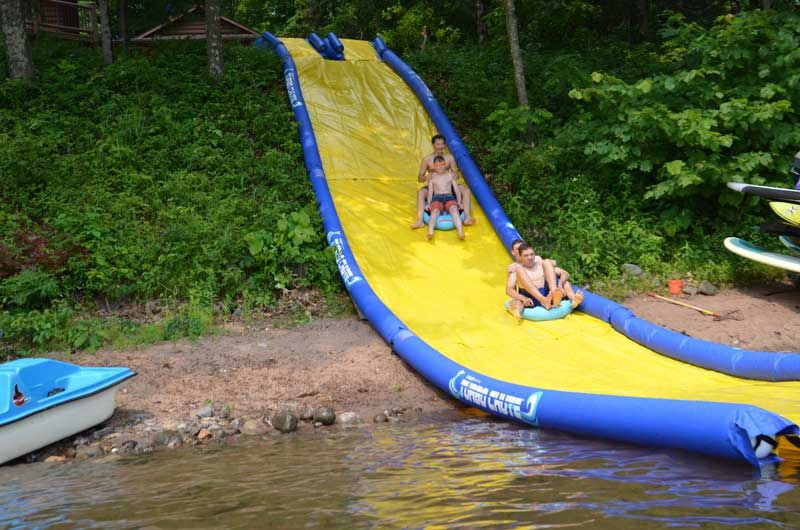 EXTREME TURBO CHUTE WATER SLIDE 20' SECTION