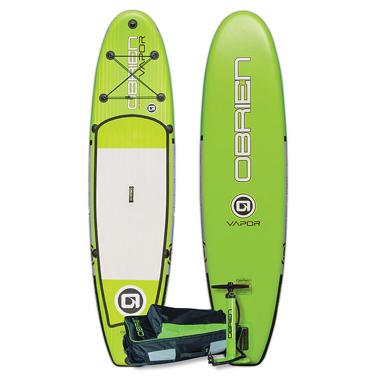 O'BRIEN VAPOR INFLATABLE STAND UP PADDLEBOARD