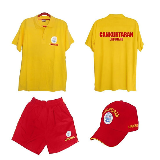 LIFEGUARD UNIFORM SET