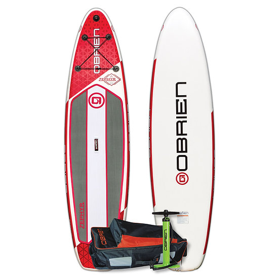 O'BRIEN ZEPHYR INFLATABLE STAND UP PADDLEBOARD