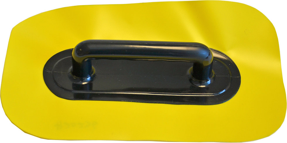 REPAIR HANDLE, WITH YELLOW BACKING