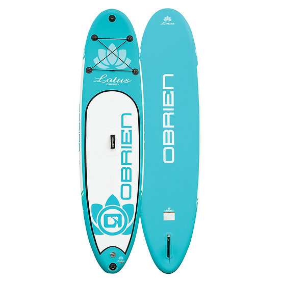 O'BRIEN LOTUS INFLATABLE STAND UP PADDLEBOARD