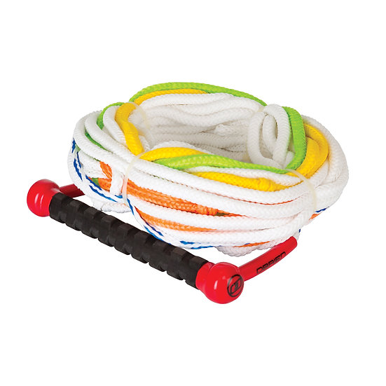 O'BRIEN 5-SECTION FLOATING SKI COMBO ROPE & HANDLE