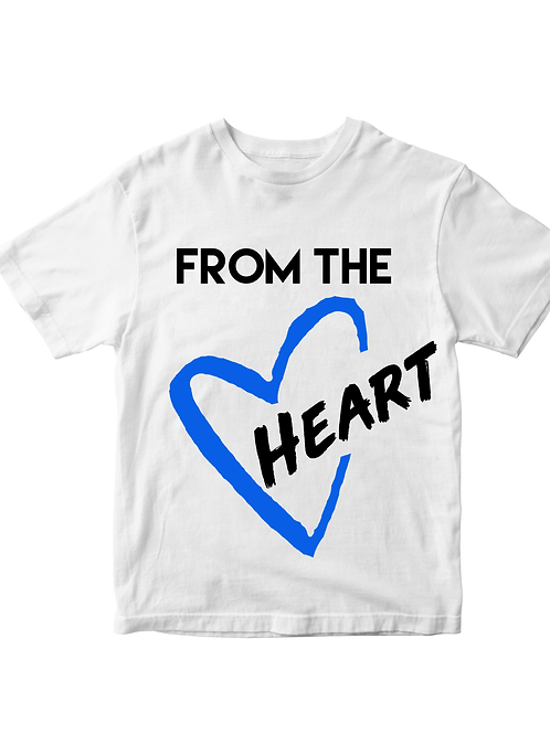 FROM THE HEART T-SHirts