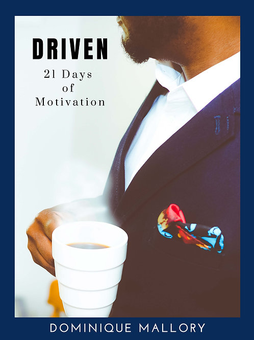 Driven: 21 Days of Motivation
