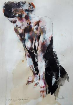 5-17-19-figure-in-black-dress-mixedmedia