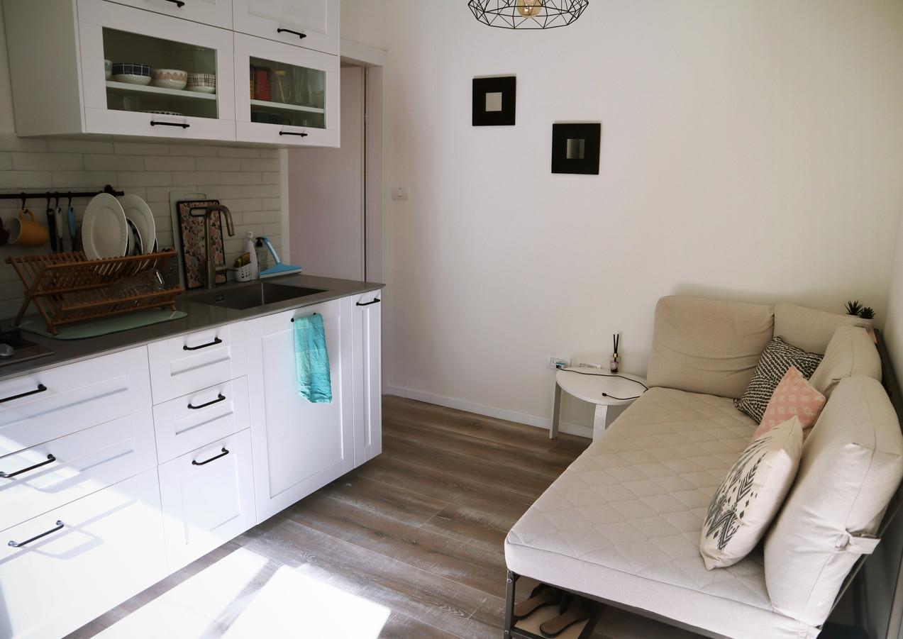 Home renovation > Private residence in Moshav Mazor