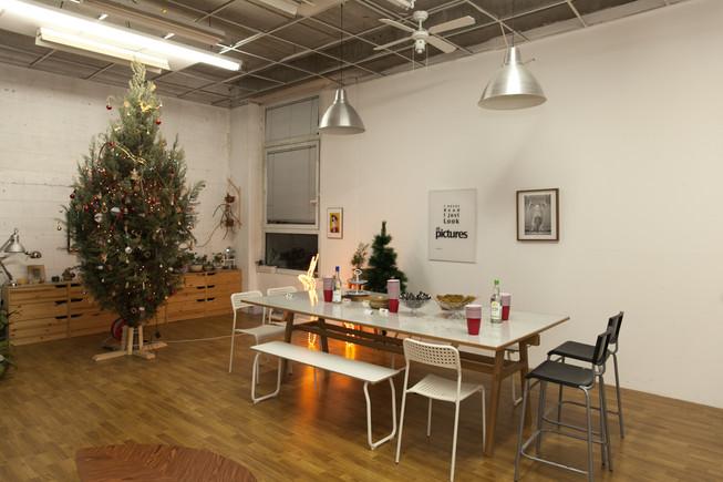 Maria Maria | Group Exhibition & Christmas Party
