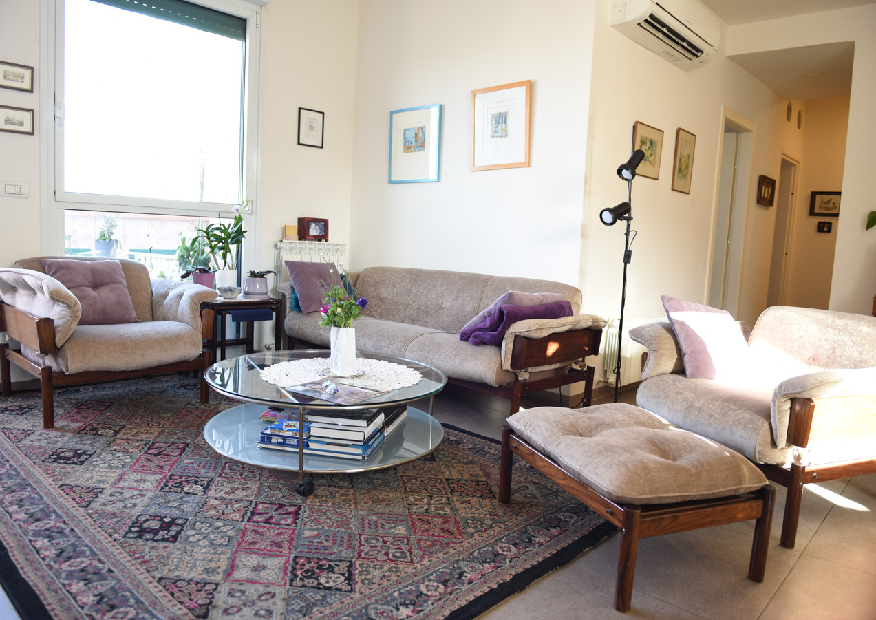 Interior Design Jerusalem > Retirement apartment in Arnona