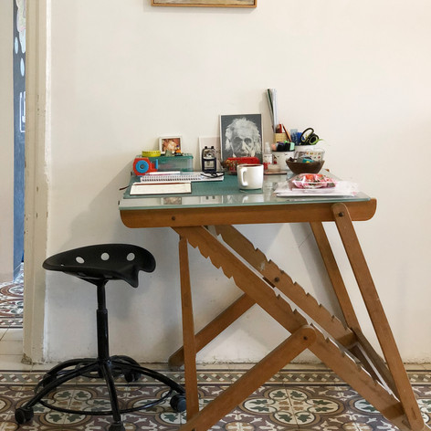 Seed studio > Interior design Jerusalem