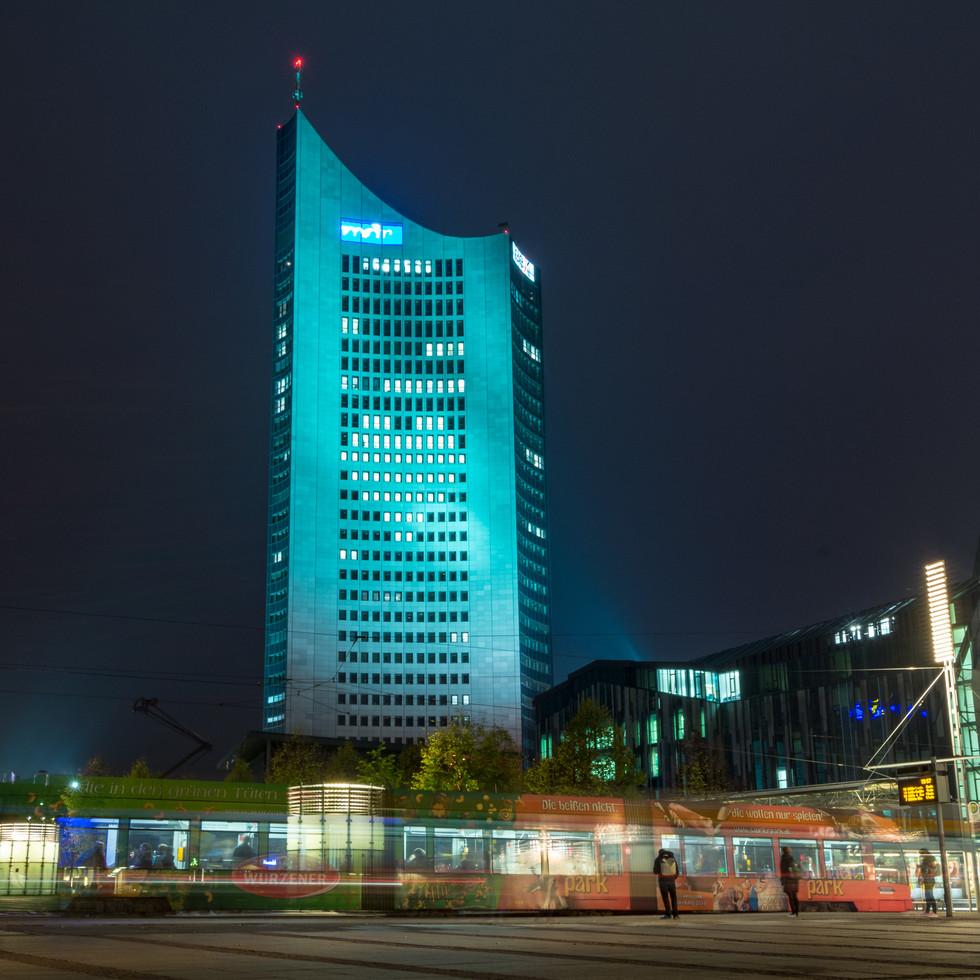 """""""Weisheitszahn"""" in Leipzig"""