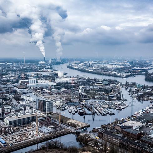 Hamburg air side