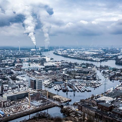 Elbe in Hamburg