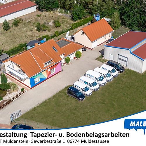 Firmenauftrag Luftbilder