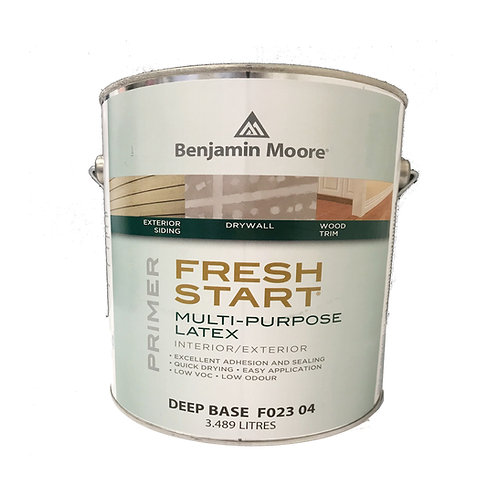 CPRE Benjamin Moore Fresh Start Multi-Purpose Latex Primer