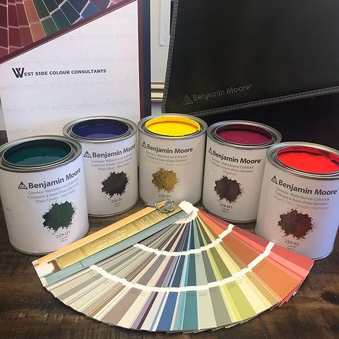 colour consult, consultation, in home colour advice, design advice, colour theory, benjamin moore, gennex, colour stories, vibrant paint, paint choices, colour schemes, flow