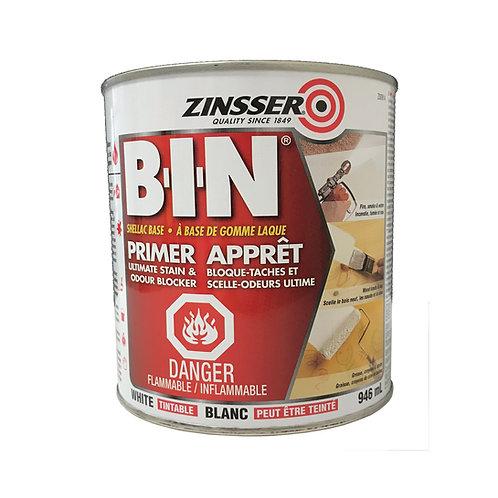 CPRE Zinsser BIN primer (quart)