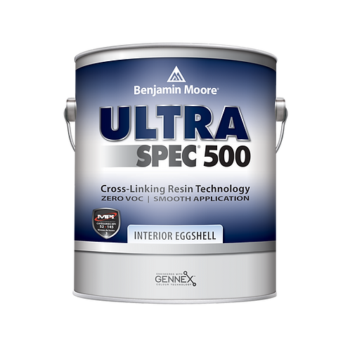 CPRE Benjamin Moore Ultra Spec 500 Interior Paint