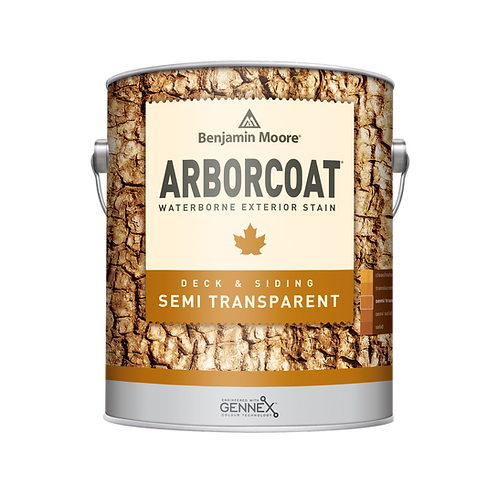CEM Benjamin Moore ARBORCOAT Semi-Transparent