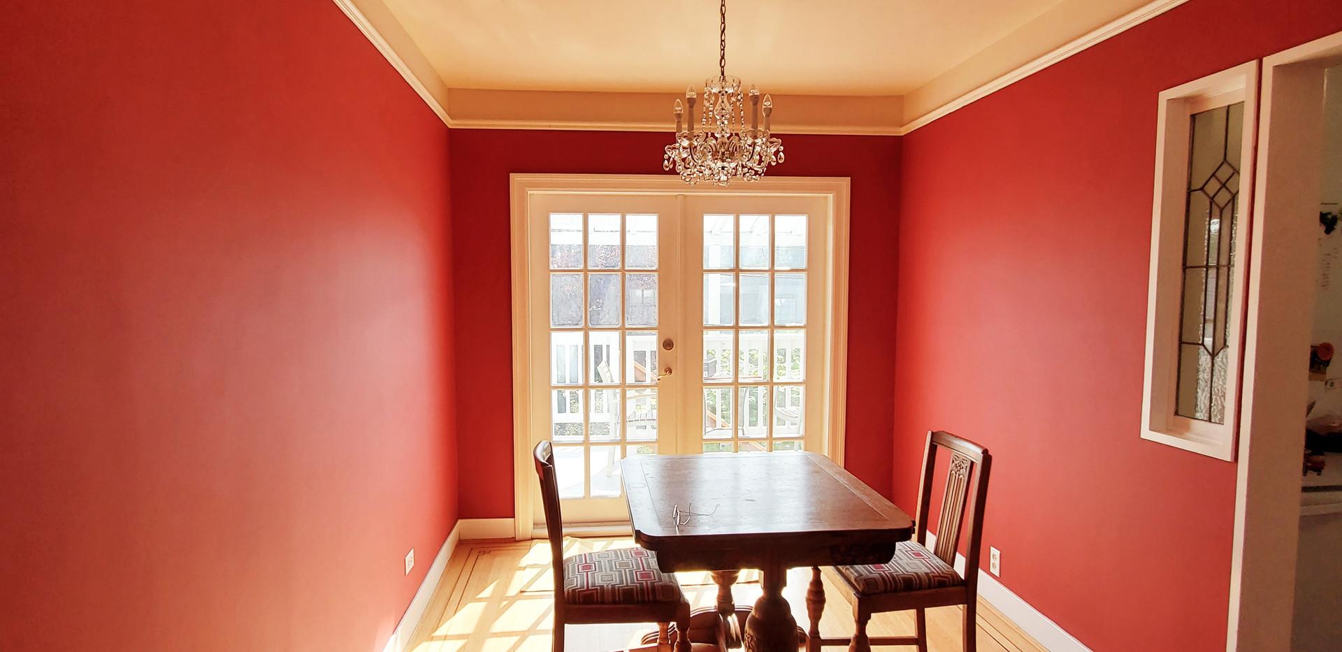 New Dinning Room