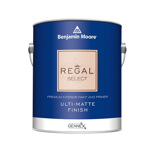 CPRE Benjamin Moore Regal Interior