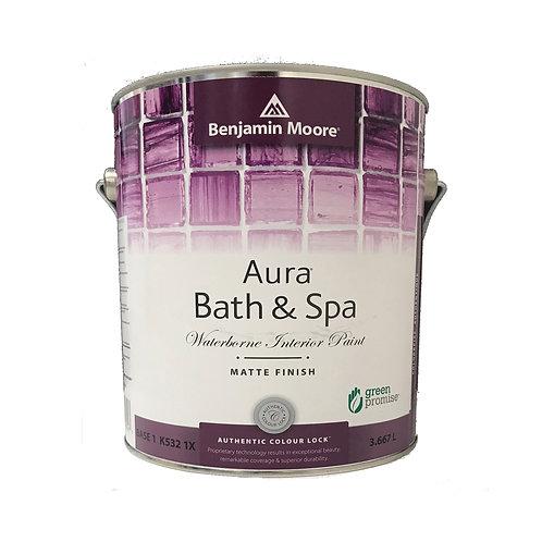 DES Benjamin Moore Aura Bath & Spa