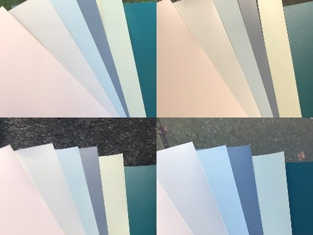 Ever wondered why the paint colour you chose looks different when you bring it home?
