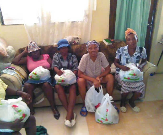 Widows Ministry / Food
