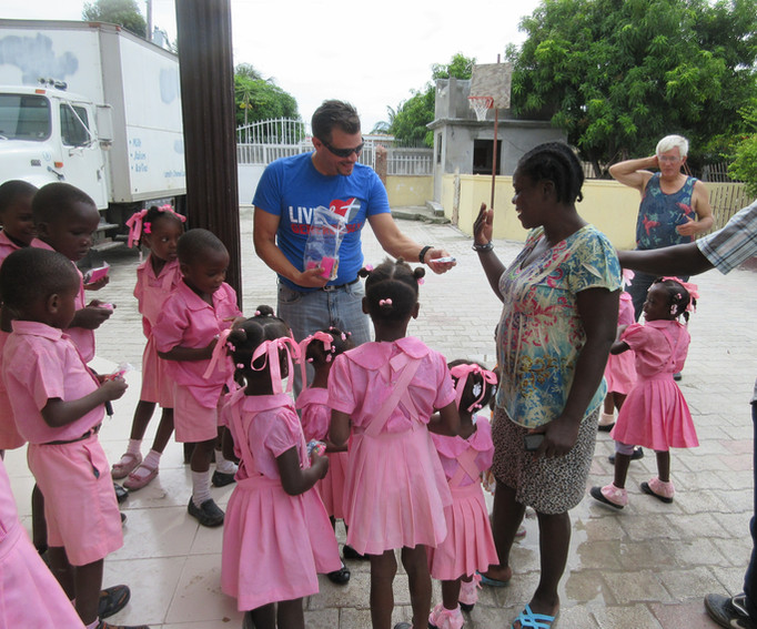Loving the Children in Christ