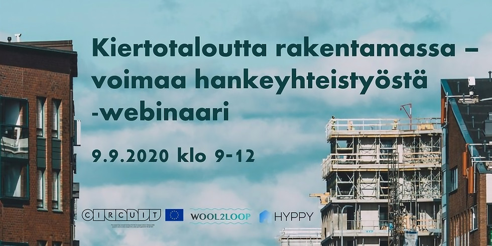 Helsinki Region CIRCuIT event | Building a Circular Economy - The Power of Collaboration