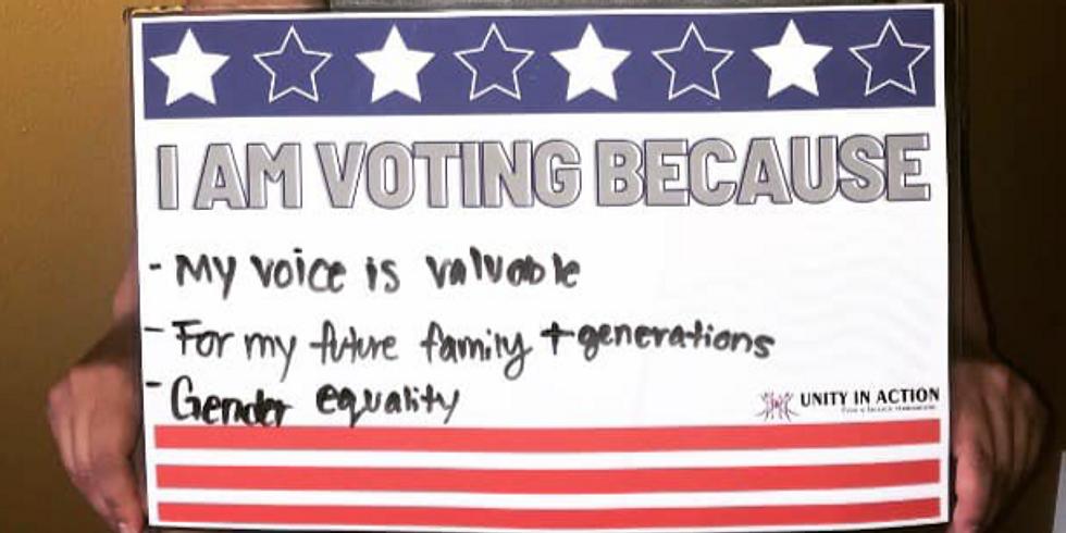National Voter Registration Day | Día Nacional de Registro de Votantes