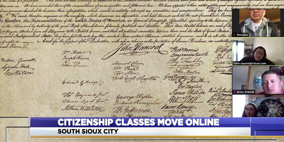 Online Citizenship Course   Curso de Ciudadanía En Línea