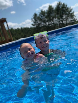 Mason & Julia in pool.jpg