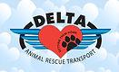 delta animal rescue transport