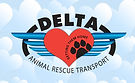 delta animal rescue transport