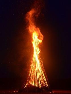 Feuer Typ Gross