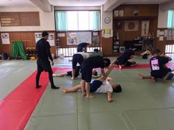 金沢高校 柔道部