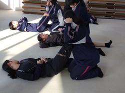 田鶴浜高校 バスケ部バレー部