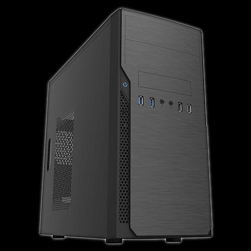 The Skull Ryzen 3 Home and Business Pc