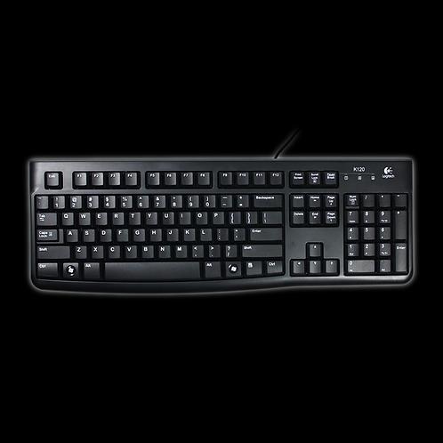 Logitech K120 USB Desktop Keyboard