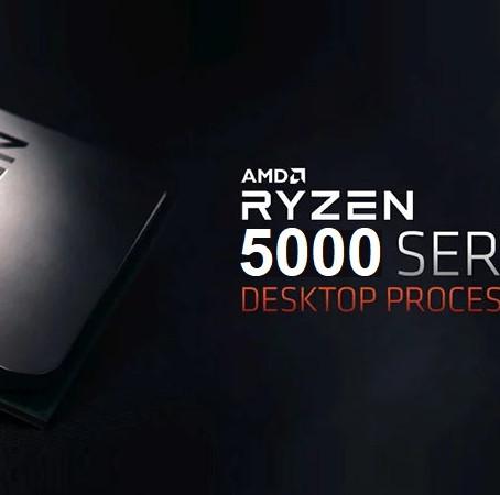 The  AMD Ryzen 5000 series is here!