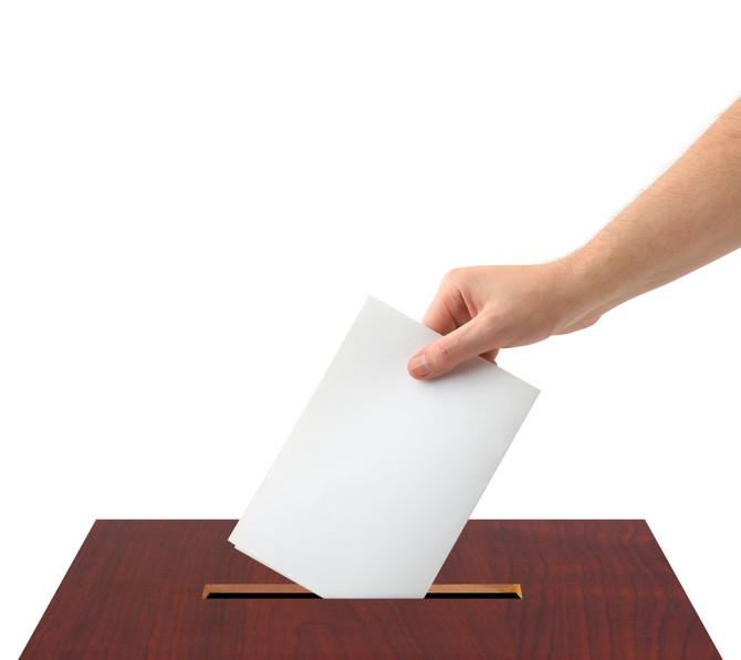 Elección del consejo estudiantil.