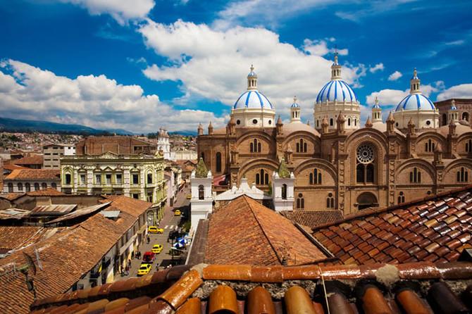 ECUADOR, PATRIMONIO NACIONAL RECONOCIDO POR LA UNESCO.