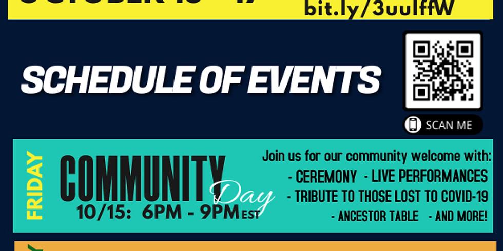 Tallahassee Community Healing Days